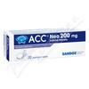 ACC 200 NEO 200mg tbl. eff. 20x200mg