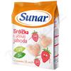 Sunárek dětský snack jahodová srdíčka 50g