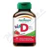 JAMIESON Vitamín D3 Kids jahoda cucací tbl. 100