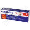 Corsodyl 1% gel stm. gel 1x50g