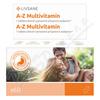 LIVSANE A-Z Multivitamín komplex tablety 60 ks