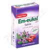 Em-Eukal Šalvěj. dropsy s vit. C bez cukru 40g krab.