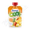 Sunar Cool ovoce broskev jablko banán 120g