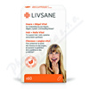 LIVSANE Podpora pro zdravé vlasy a nehty cps. 60