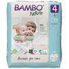 Bambo Nature 4 děts. plenkové kalhotky 7-14kg 24ks