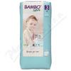 Bambo Nature 3 dětské plenkové kalhotky 4-8kg 52ks