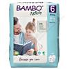 Bambo Nature 6 děts. plenkové kalhotky 16+ kg 20ks