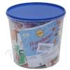 Traubenzucker Lolly lízátka z hrozn. cukru 100ks