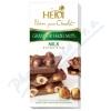 Čokoláda HEIDI GrandOr Milk&Hazelnuts 100g