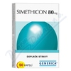 Simethicon 80 mg cps. 50 Generica
