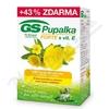 GS Pupalka Forte s vitaminem E cps. 70+30