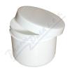 Kelímek s šroub. víčkem 185ml-150g bílý Červenková
