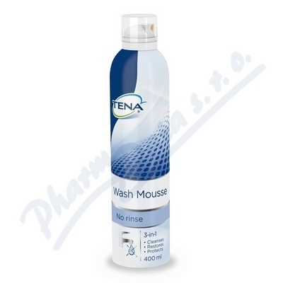 TENA Wash Mousse Mycí pěna 400ml 4248