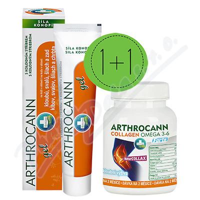 Annabis Arthrocann gel75ml+Arthroc.Collagen tbl.60