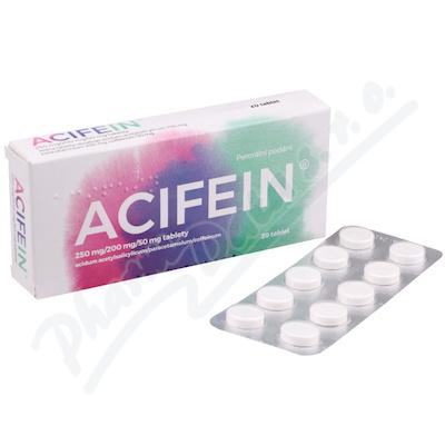 Acifein 250mg-200mg-50mg tbl.nob.20