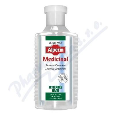 ALPECIN Medicinal Šampon na mastné vlasy 200ml