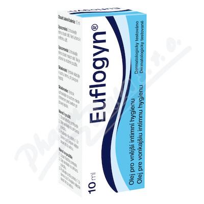 Euflogyn olej pro vnější intimní hygienu 10ml